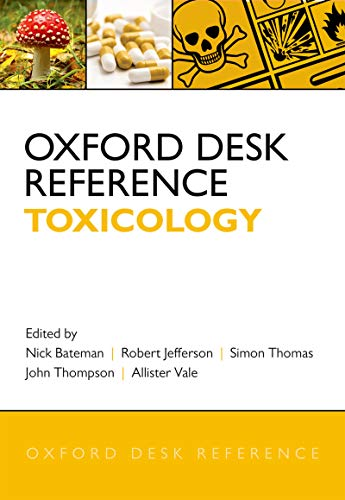 Oxford Desk Reference: Toxicology (Oxford Desk Reference Series) (English Edition)