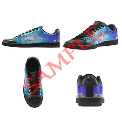 Dalliy African woman Men's Canvas Shoes Lace-up High-top Footwear Sneakers Chaussures de toile Baskets B