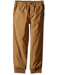 Nautica Boys' Pull On Jogger with Welt Back Pockets