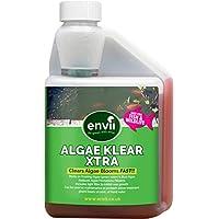 Envii Algae Klear Xtra - Algicide Pour Bassin, Nettoyant et Traitement - Élimine Les Algues et Leur Éclosion - 500mL