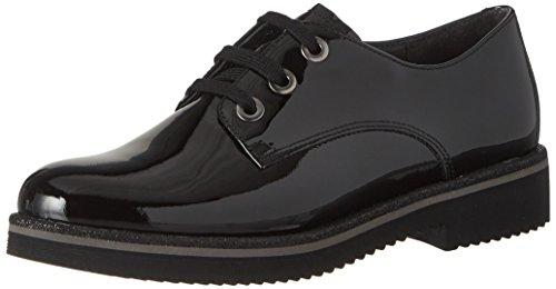 Gabor Shoes Damen Comfort Sport Derbys, 97 (Schwarz), 39 EU