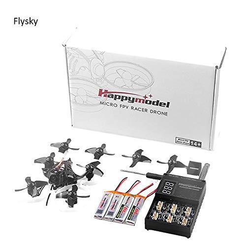 SH-Flying Mobula7, Quadcopter Indoor 4-Achsen 2S 75mm Brushless Whoop Racer Drohne BNF, erhältlich in den Versionen Flysky und Frsky (Empfänger der Frsky-Version für Frsky-Nicht-EU-Standard Edition)
