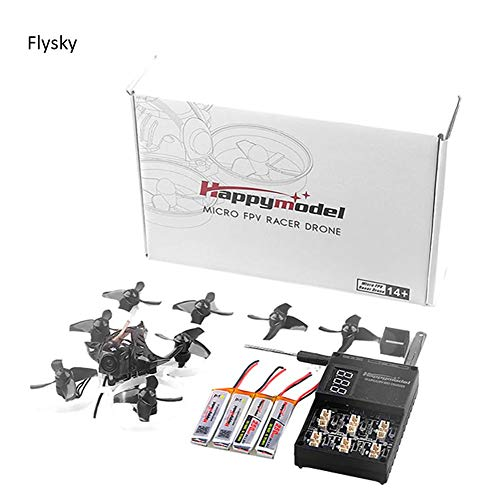 75mm 2S Indoor Happymodel Mobula Vierachsiger Brushless Whoop Racer Drohne BNF 0802 Drone Motor Kit, kompatibler Flight Controller