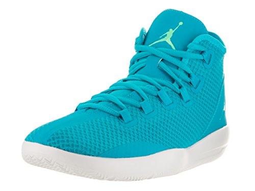 low priced 70468 5a031 Nike Herren Jordan Reveal Sportschuhe-Basketball, Blau - Azul (Blue  Lagoon Green