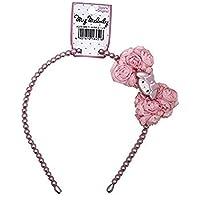 Hello Kitty Fascia Bianco Perla con fiocco bianco 3d e Face (My Melody)