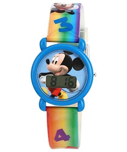 Disney Digital Silver Dial Children's Watch - DW100231 image