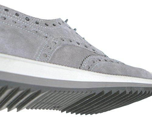 Ballantyne , Chaussures de ville à lacets pour homme gris clair