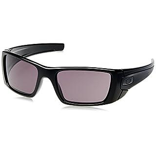 Oakley Herren Fuel Cell Sonnenbrille - Polished black/Warm grey