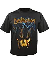 DESTRUCTION, Thrash anthems II - T-Shirt XL
