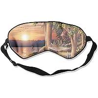 Sleep Eye Mask Visual Art Nature Lightweight Soft Blindfold Adjustable Head Strap Eyeshade Travel Eyepatch E6 preisvergleich bei billige-tabletten.eu