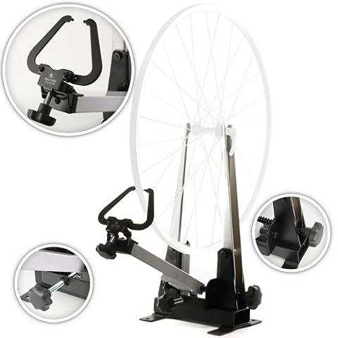 Bikehand Bikehand Bike Wheel Truing Stand Bicycle Wheel Maintenance