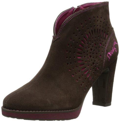 Desigual Ankle Boot Sofia 1, Stivali chelsea donna marrone (Braun (Chocolate 6009))