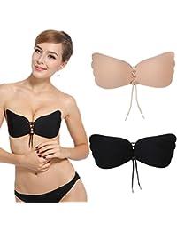 Amazon.fr   soutien gorge adhesif - Femme   Vêtements b4aba738dc7