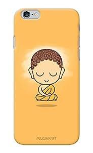 Pluginkart Kid Buddha Premium Mobile Case Mobile Cover designer case for Apple iPhone 6 Plus