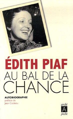Au bal de la chance par Edith Piaf