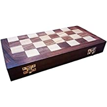 Aarsun Fold-able Collectible Chess Board/Chess Box/Wooden Gift Items