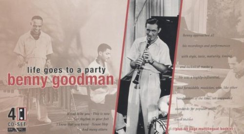 Life Goes to a Party-Buchforma