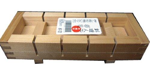 Madera prensa sushi off F herramienta de 5 estrellas (Jap?n importaci?n / El paquete y el manual est?n escritos en japon?s) width=