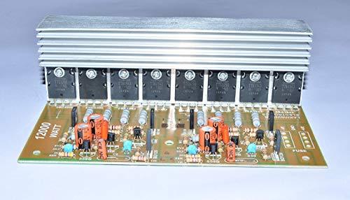 Lakhwinder electronics 400 watt amplifier