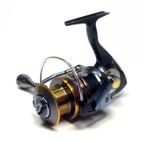 Red Man SW5000 11+1 Ball Bearings Aluminum Spool Saltwater Spinning Reel FR208