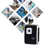 Tradico® TradicoBrand New Mini Full HD 1080P DV Sports Action Camera DVR Recorder Camera Dash Cam Black