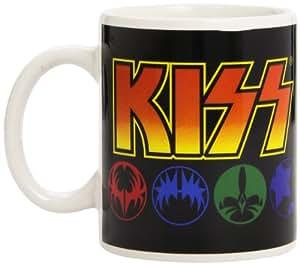 """Mug Kiss """"Masks"""""""