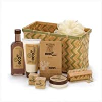 New Eco-Inspired Spa Delights Bath Basket by