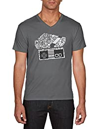 Touchlines Herren T-Shirt Nes Konsole Arcade