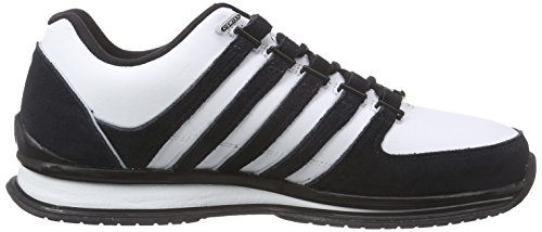 K-swissrinzler Sp - Baskets Basses Pour Homme Blanches (weiß (white / Black / Highrise 192))