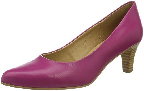 Tamaris Damen 22440 Pumps, Pink (Fuxia 513), 41 EU