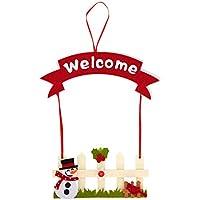 Weihnachtsdeko Für Die Tür.Suchergebnis Auf Amazon De Für Weihnachtsdeko Tür Figuren