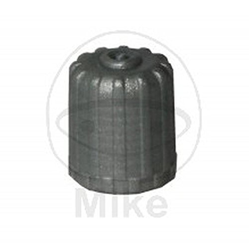 Preisvergleich Produktbild Hofmann Ventilkappe Kunststoff grau Reifendruckkontrollsystem Packung Inhalt 25