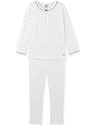 Petit Bateau, Ensemble de Pyjama Fille
