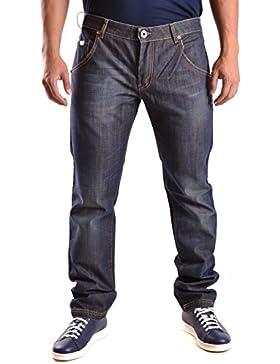Frankie Morello Hombre MCBI125088O Azul Algodon Jeans
