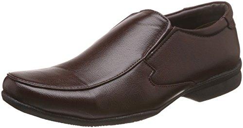 Bata Men's Remo Brown Formal Shoes - 8 UK/India (42 EU)(8514687)