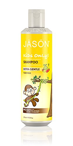 Jason Natural Cosmetics Kids Only Extra Gentle Shampoo 517 ml by Jason (Gentle Shampoo)