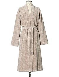 Möve Peignoir - Kimono Rhombe Spa / Manteau De Bien-Être, (Gr.E):L