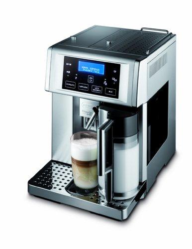 DeLonghi ESAM 6700 Kaffee-Vollautomat PrimaDonna Avant (1.8 l, 15 bar, integriertes Milchsystem )