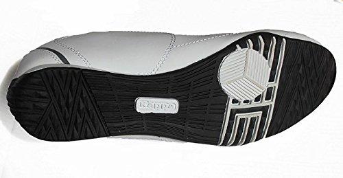 Kappa tyllin Sneaker Racing Chaussures de sport Chaussures de Course Chaussures de loisir Multicolore - Weiß/Blau