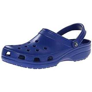 Crocs Unisex Adults' Classic Clogs , Blue (Cerulean Blue) , 11 UK (12 US)