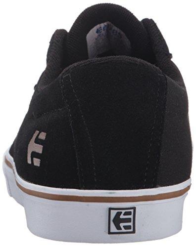 Etnies Etniesjameson Vulc - Scarpe De Skateboard Uomo Noir / Blanc / Gomme