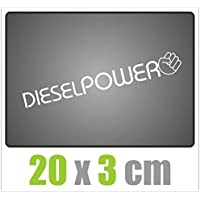 Adesivi Diesel Power Auto Tuning DUB Decal Stickerbomb 20 x 3 cm