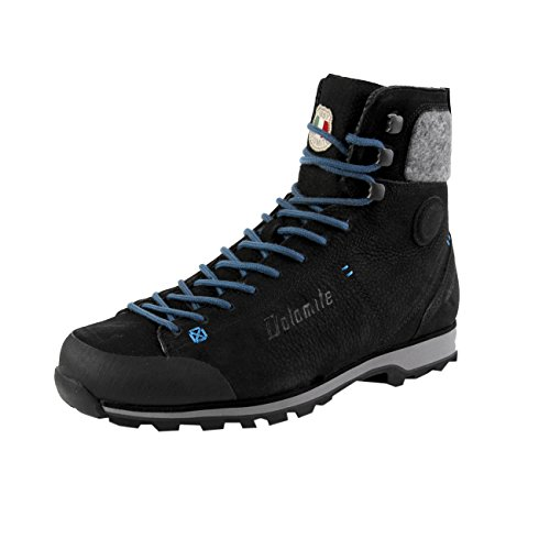 Dolomite Cinquantaquattro Warm Waterproof Black Noir