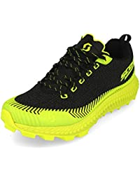 Scott - Zapatillas de Running de Tela, sintético para Hombre Negro Negro Amarillo