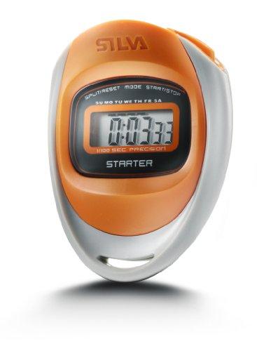 Silva Stoppuhr Stop Watch Starter, Orange, 30-0000056066