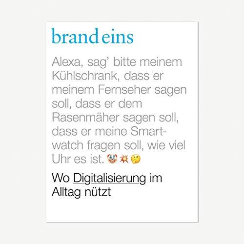 brand eins audio: Digitalisierung (Hermann-audio)