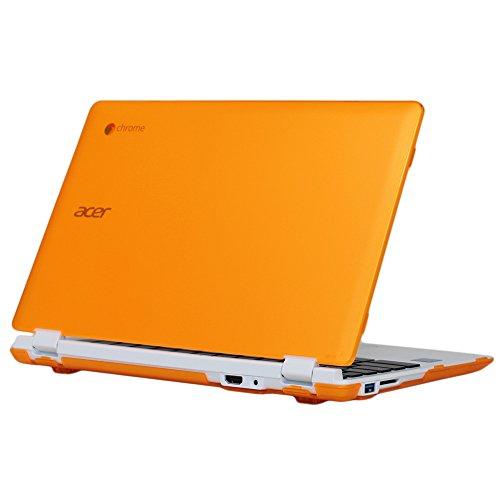mcover-leggero-custodia-rigida-solo-per-acer-116-pollici-chromebook-modello-cb3-111-arancione