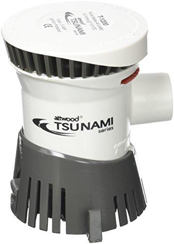 Attwood Tsunami T1200 4250L/H Bomba de sentina Manual