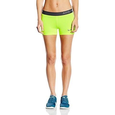 Nike–Pantaloncini da donna pro 3inch, unisex, Beinkleid Pro 3 Zoll