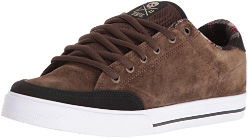 C1RCA  Lopez  50, Sneakers basses mixte adulte Slate/black/gum